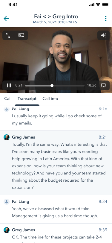 7_call review on mobile-png