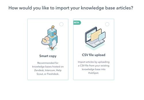 CSV File Upload HubSpot
