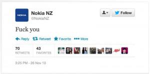 social media fail Nokia