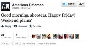 Social Media Fail NRA