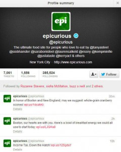 Social Media Fail Epicurous