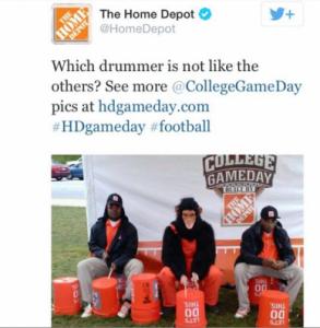 Social Media Fail Home Depot