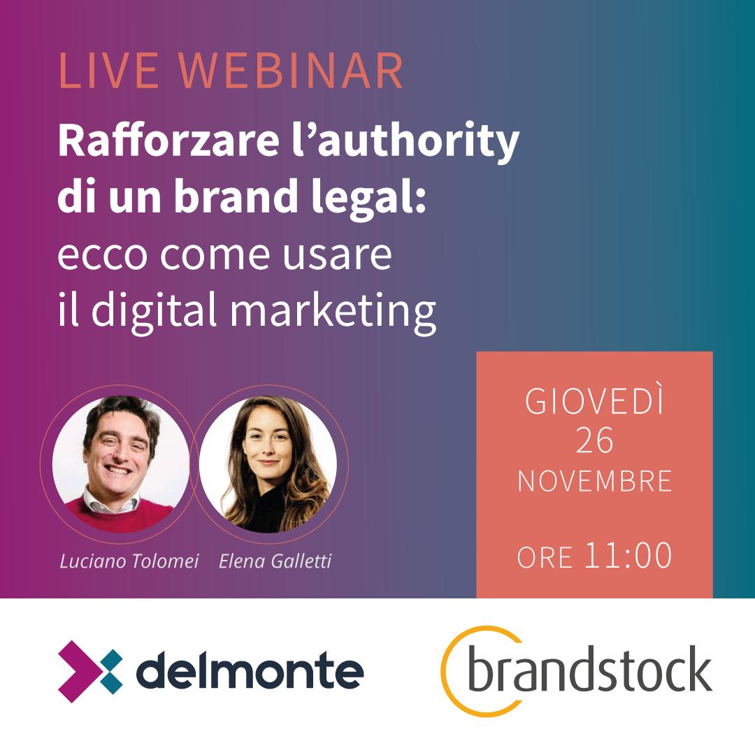 live webinar delmonte brandstock