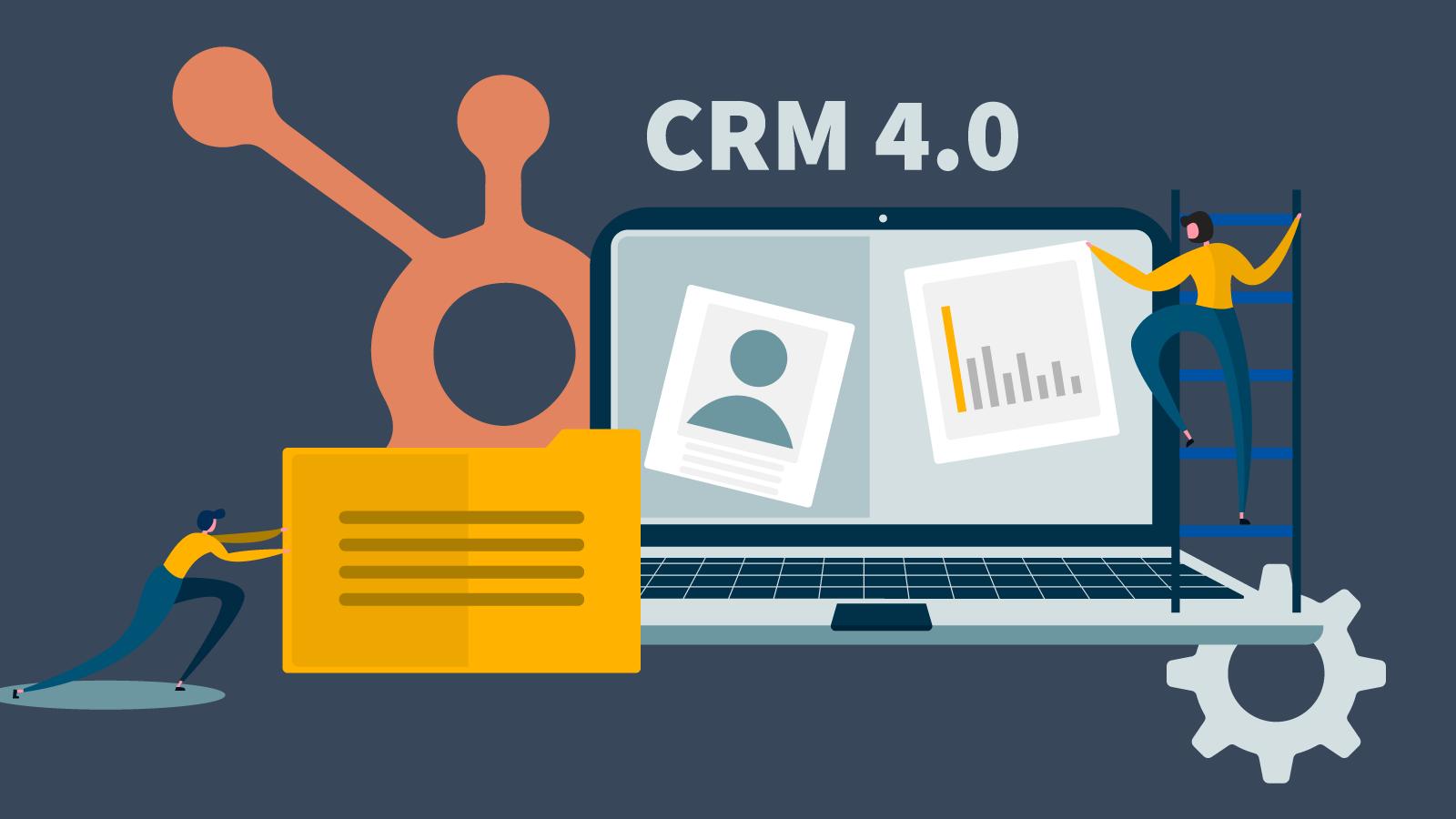 L'arrivo del CRM 4.0