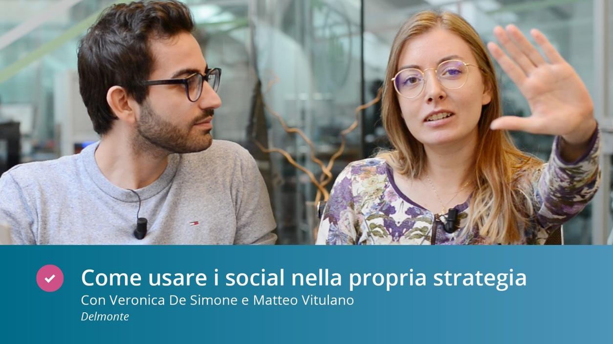 Perché creare una strategia social (tra un marshmallow e l'altro)