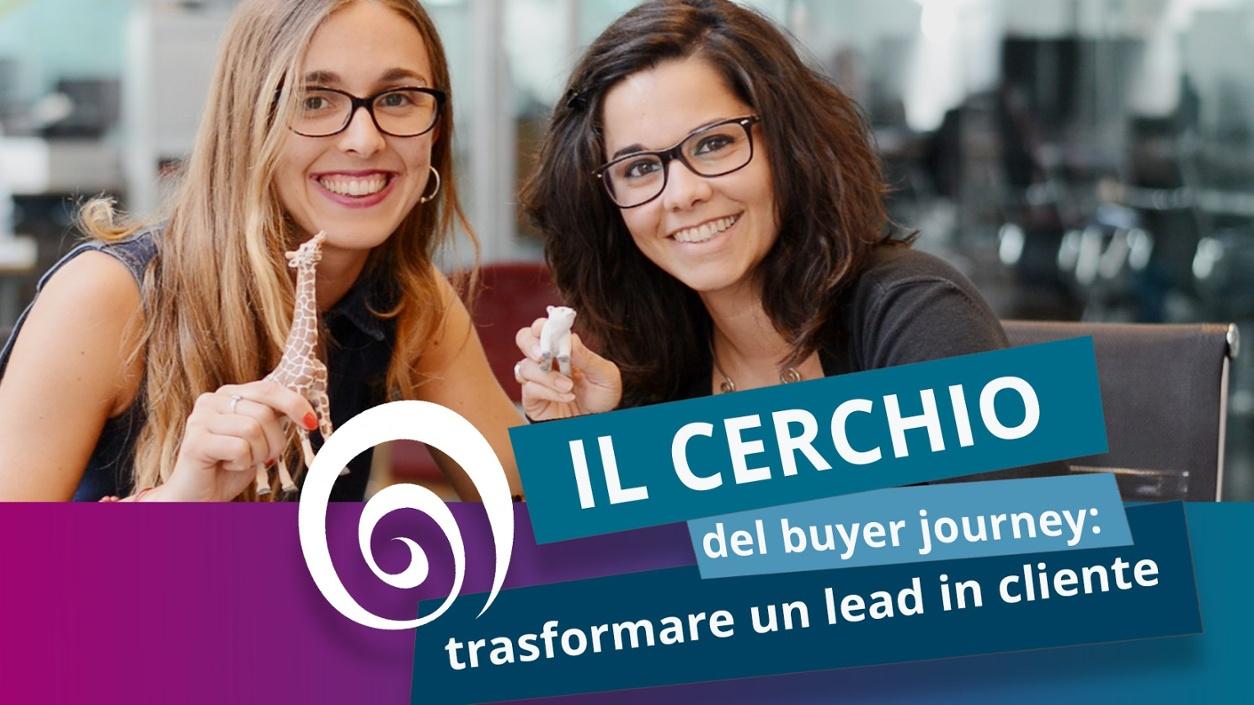 Il cerchio del buyer journey: trasformare un lead in cliente