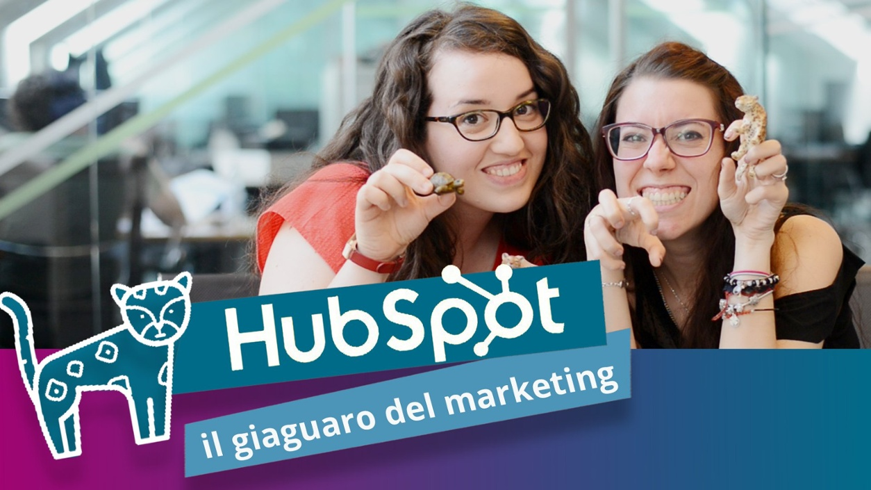 HubSpot, il giaguaro del marketing