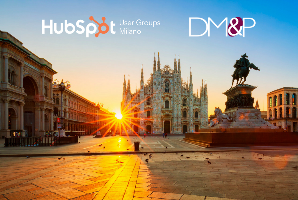 HubSpot User Group Milano: il leader è di Delmonte