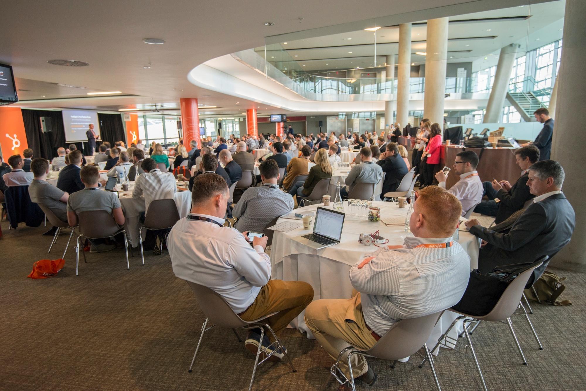 DM&P partecipa al Partner Summit di Hubspot