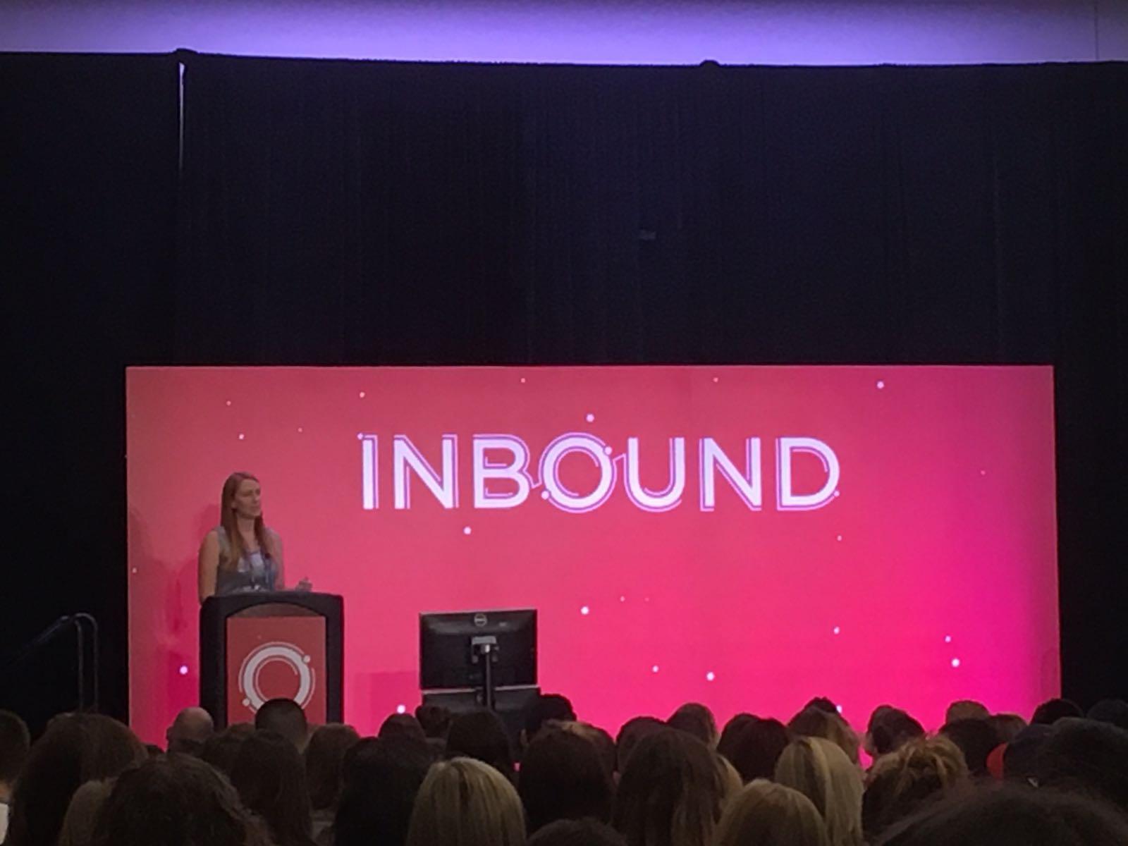 Le prime due giornate ad Inbound 2017: un focus sui contenuti