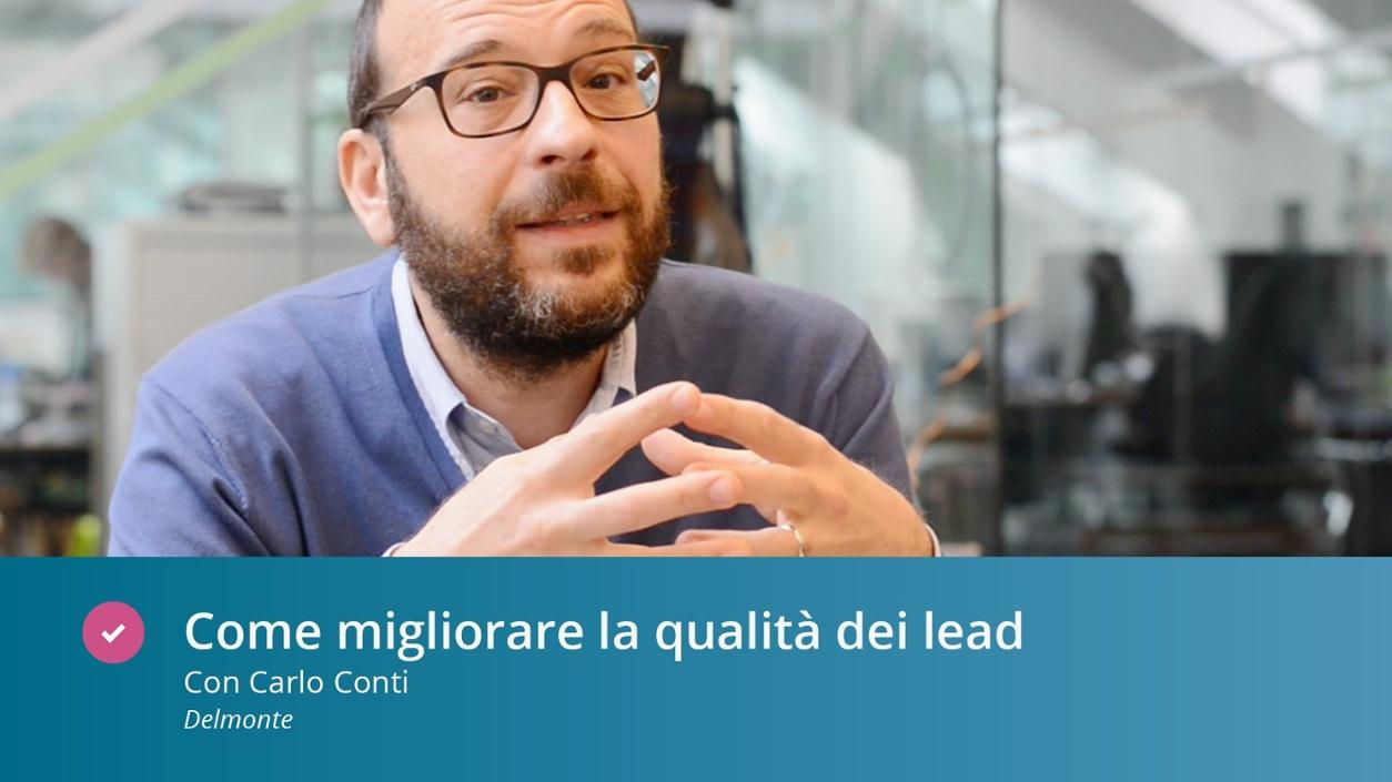 Come migliorare la qualità dei lead