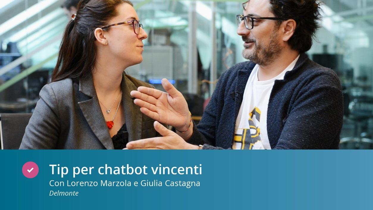 Tips per chatbot vincenti