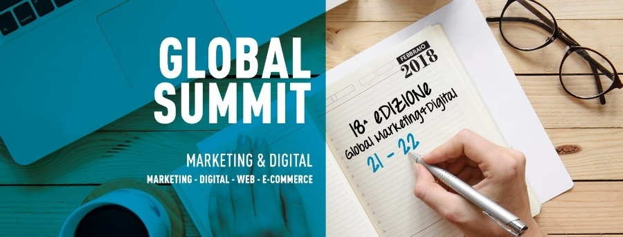 Global Summit Marketing & Digital 2018: il racconto di DM&P