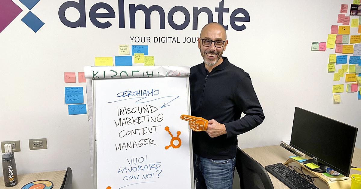 Inbound Marketing Content Manager