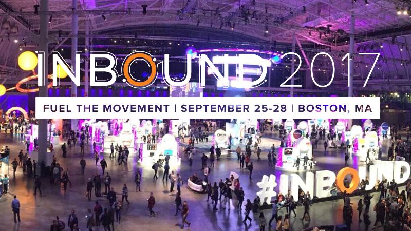 Torna l'Inbound a Boston - edizione 2017
